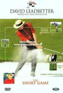 Jual-Tutorial-golf--David-Leadbetter---Golf---The-Short-Game