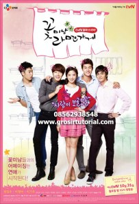 Jual DVD Film Drama korea Flower Boy Ramyun Shop 2011 | GrosirTutorial