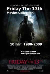 Friday-The-13th-Movie-Collection
