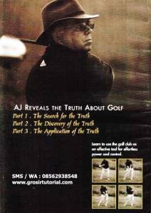 Jual-DVD-video-Tutorial-Golf-AJ-Reveals-The-Truth-About-Golf