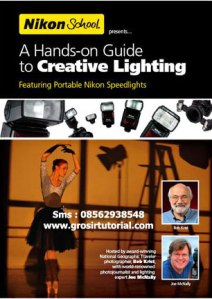 Jual-Tutorial-Fotografi-Nikon-School---Guide-to-Creative-Lighting