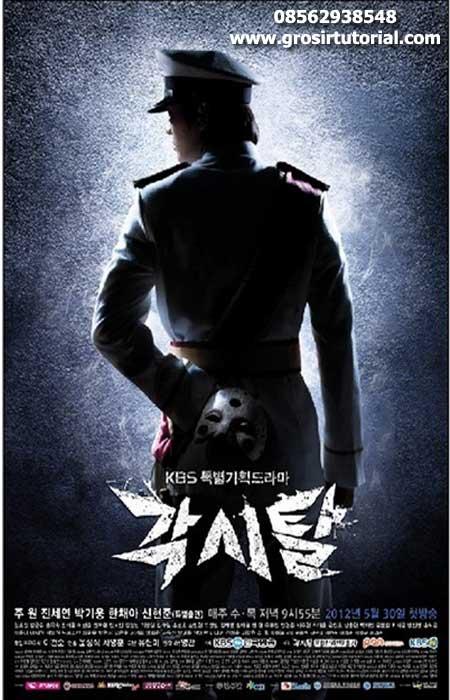 jual dvd film drama bridal mask 2012 kode dk019 kategori drama korea