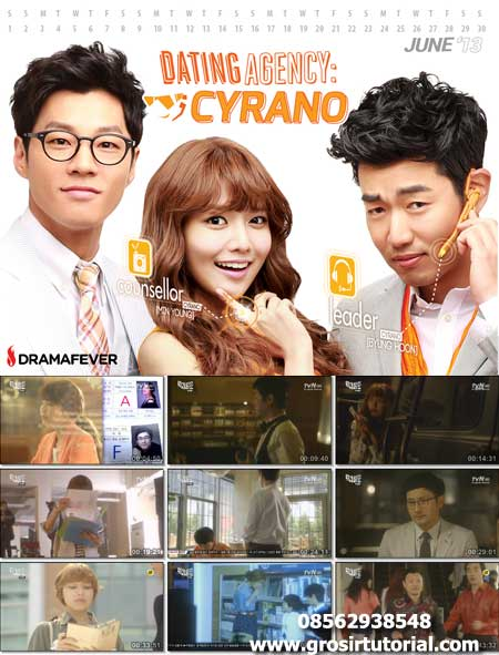 Download hookup agency cyrano ep 1
