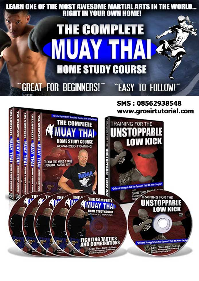 Complete Muay Thai Home Study Course - aiosearch.com