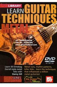 Dimebag-Darrell-Guitar-Techniques-Lick-Library