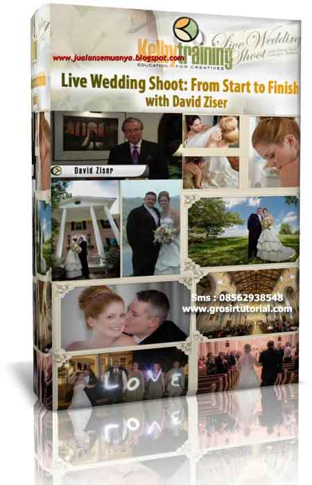 Jual DVD Video Tutorial Fotografi KelbyTraining.com – David Ziser