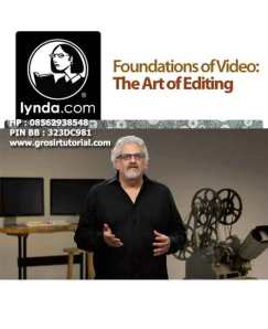 Foundations-of-Video-The-Art-of-Editing---Lynda-Training