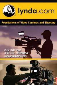 """Jual Tutorial Kamera Video """"Dasar Kamera dan Syuting"""""""