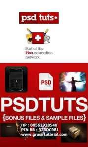 PSDTUTS-PLUS---Bonus-&-Sample-File