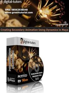 Digital-Tutors-Creating-Secondary-Animation-Using-Dynamics-in-Maya