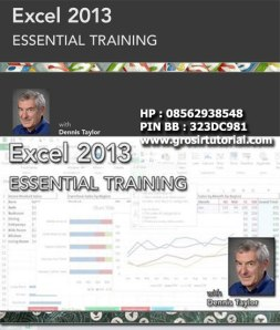 Lynda---Excel-2013-Essential-Tutorial-Training