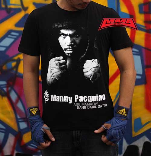 Kaos-Tinju-Kaos-Boxing-Manny-Pacquiao