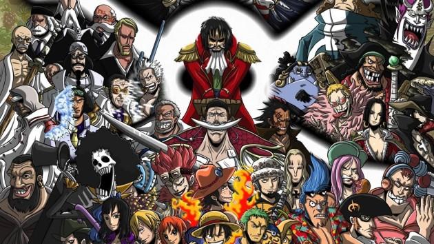 "Sinopsis Film Anime One Piece, Film Animasi One Piece, Dikisahkan seorang anak muda bernama Monkey D. Luffy yang terinspirasi oleh Shanks, seorang bajak laut yang mengarungi lautan untuk mencari harta karun legendaries one piece yang di tinggalkan oleh raja bajak laut yaitu Gol D. Roger. Di awal perjalananya, Luffy bertemu banyak musuh sesama bajak laut, seperti Alvida, Buggy The Clown, Kuro, Don Krieg, dan Arlong. Selain musu, Luffy juga berhasil mengumpulkan anggota kelompok bajak lautnya seperti Roronoa Zoro, Nami, Sanji dan Ussop. Sampai akhirnya Luffy dan kelompoknya yang di juluki kelompok bajak laut Topi Jerami berhasil memasuki lautan legendaris Grand Line dimana one piece berada.  Pembukaan cerita dimulai dari 22 tahun sebelum Luffy meninggalkan kampung halaman dan memulai perjalanan di lautan, seorang bajak laut bernama Gold D. Roger, yang dikenal sebagai raja bajak laut, dieksekusi mati. Roger sendiri adalah satu-satunya bajak laut yang sukses menaklukkan Grand Line. Dan sebelum kematiannya, ia menyatakan bahwa ia telah menyembunyikan harta karunnya yang disebut ""One Piece"". Kematiannya seperti memicu munculnya masa yang dikenal sebagai ""Zaman Keemasan Bajak Laut,"" masa dimana banyak bajak laut bermunculan dan berencana mencari harta karun peninggalan Gold D. Roger. Luffy pun salah satu orang yang terinpirasi oleh pidato kematian Gold D. Roger. Dipenuhi keinginan untuk menjadi Raja Bajak Laut, ia memulai perjalanan dan mengumpulkan anggota.  One Piece adalah sebuah manga bertema petualangan bajak laut yang ditulis dan diilustrasikan oleh Eiichiro Oda. Manga yang telah dipublikasi dalam serial mingguan Shonen Jump sejak 19 Juli 1997 ini berhasil dicetak dalam bentuk buku pada 24 Desember 1997, dan hingga kini cetakan manga One Piece telah mencapai seri 75 pada bulan September 2014.Manga One Piece sendiri dikenal banyak menggunakan motif yang kreatif dan berwarna yang sebagian besar diambil dari mitologi klasi, politik, dan aspek musikal. Selain itu, pola p"
